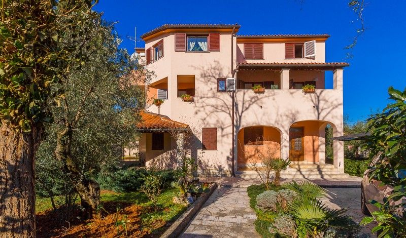 Apartments, Valbandon, Pula & south Istria - Apartment ID 1012