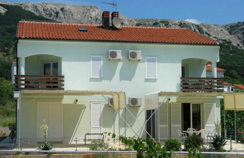 Apartments, Baška, Island of Krk - Apartment ID 0103