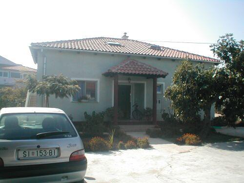 Apartmány Ostrov Murter - Apartmán ID 1097