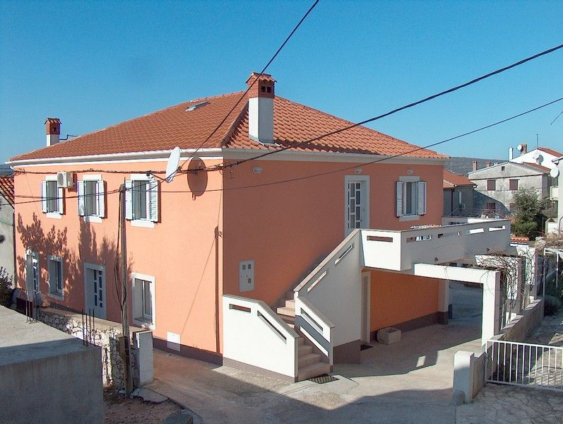 Apartments Island of Krk - Apartment ID 1139