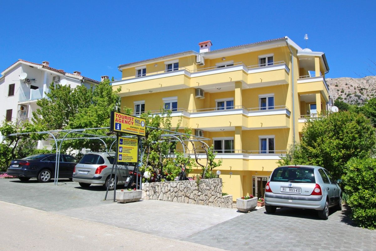 Apartments, Baška, Island of Krk - Apartment ID 0114