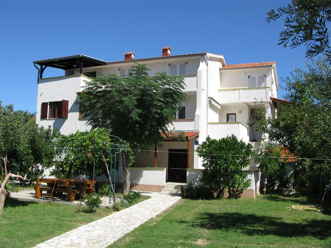 Apartments, Banjol, Island of Rab - Apartment ID 1161