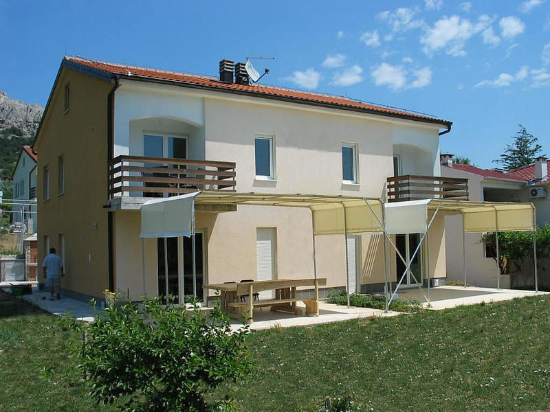 Apartments, Baška, Island of Krk - Apartment ID 0118
