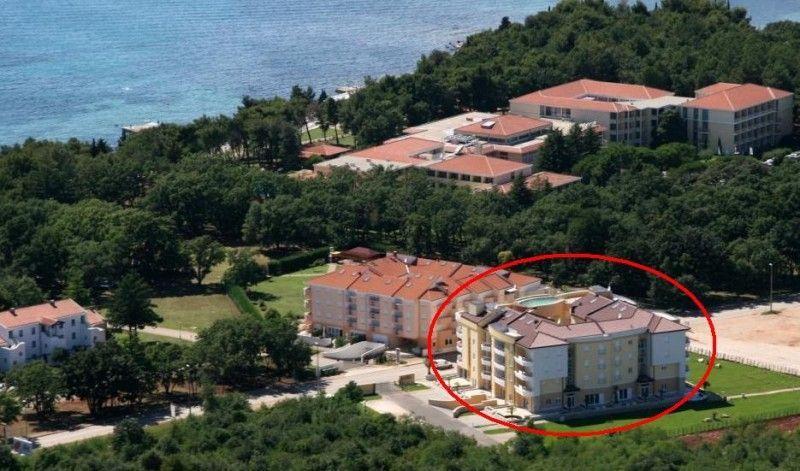 Apartmány Umag a okolie - Apartmán ID 1210