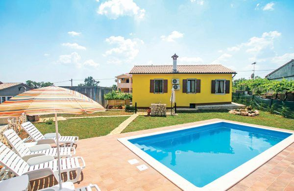 Holiday Homes Rabac & Labin - Holiday Home with swimming pool Mali Golji (Labin-