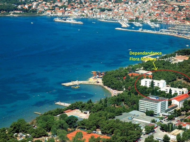 Hotels Vodice and surroundings - FLORA MADERA dependance