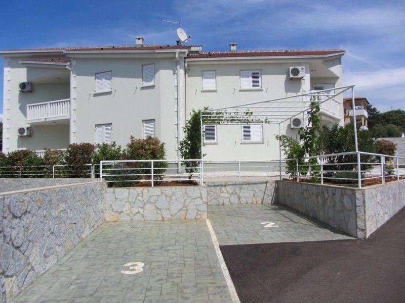 Apartmány Ostrov Krk - Apartmán ID 1234