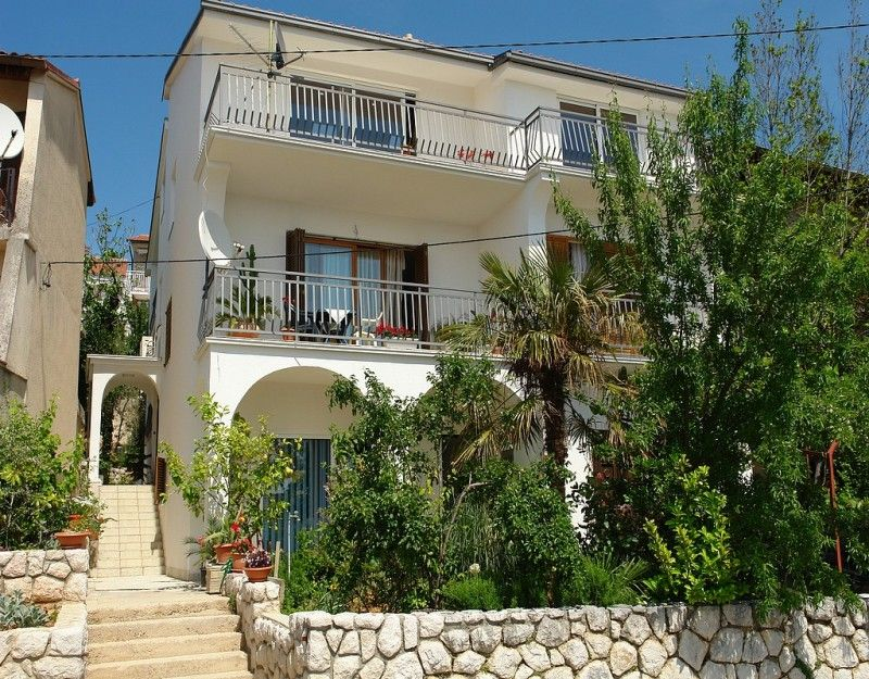 Apartments, Selce, Crikvenica and surroundings - Apartment ID 1236