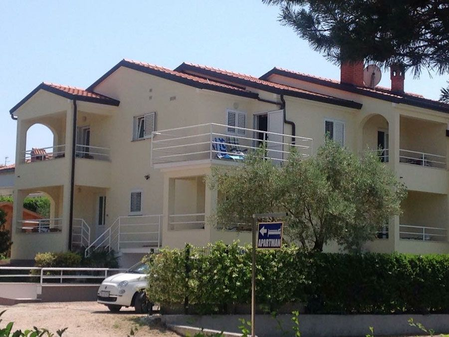Apartments, Dajla, Novigrad - Apartment ID 1244