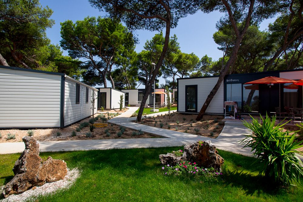 Mobile Homes Island of Brač - Waterman Beach Village
