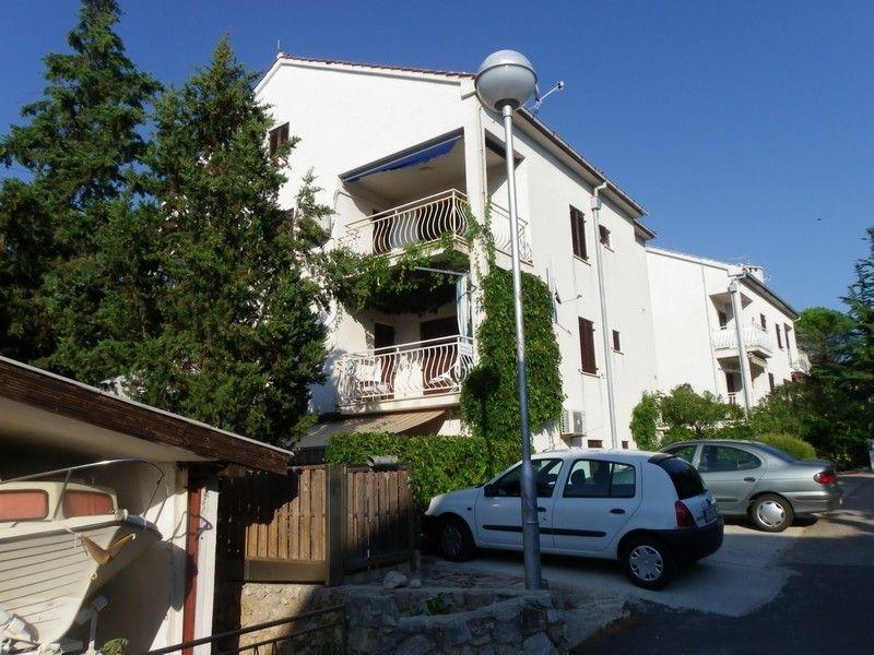 Apartmani Otok Krk - Apartman ID 1287