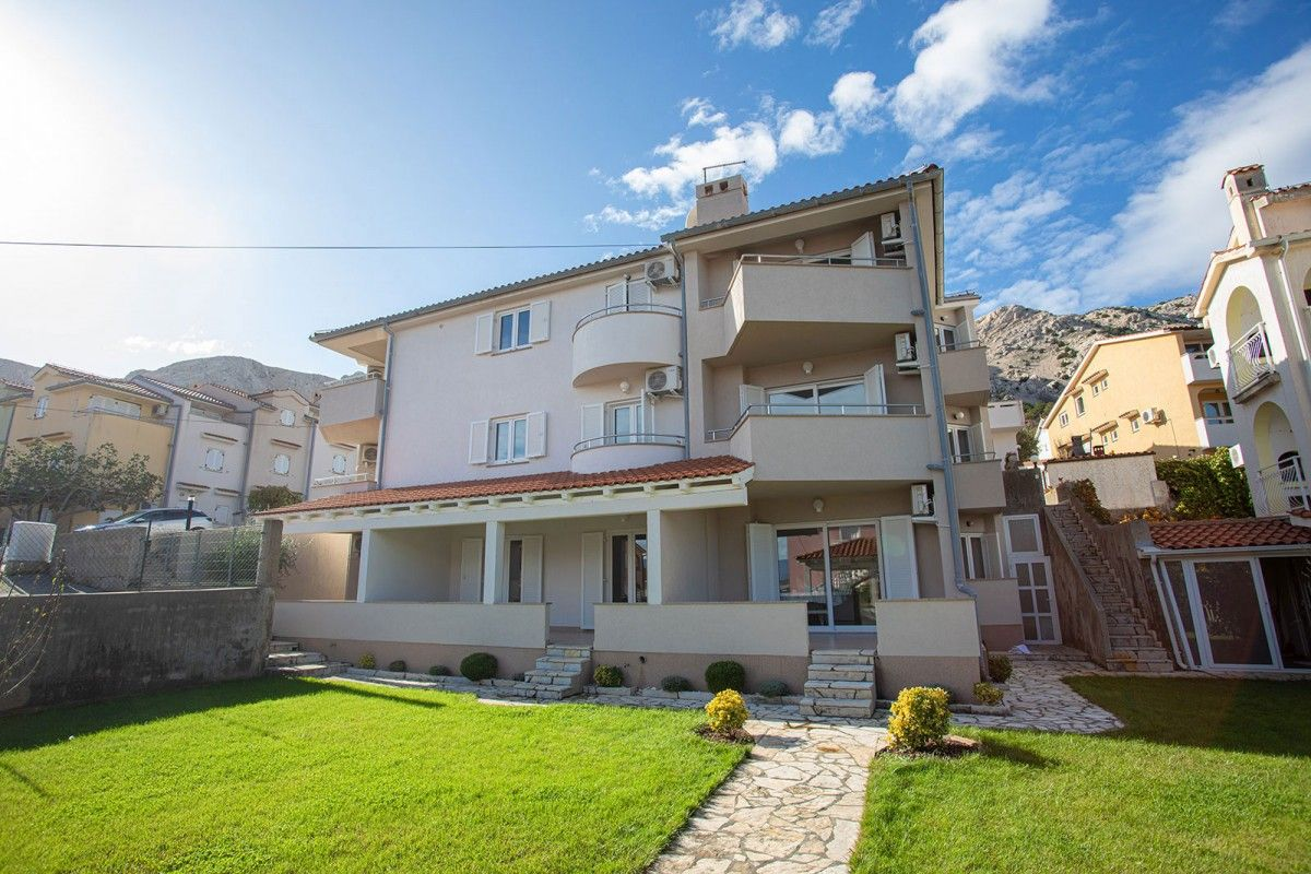 Apartments, Baška, Island of Krk - Apartment ID 0129