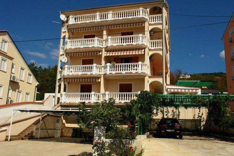Apartments, Dramalj, Crikvenica and surroundings - Apartment ID 1307