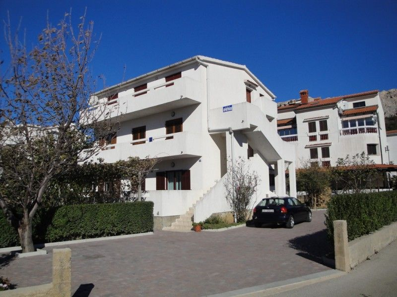 Apartments, Baška, Island of Krk - Apartment ID 1329