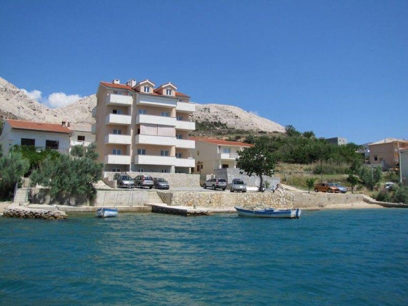 Apartmani Otok Pag - Apartman ID 1331