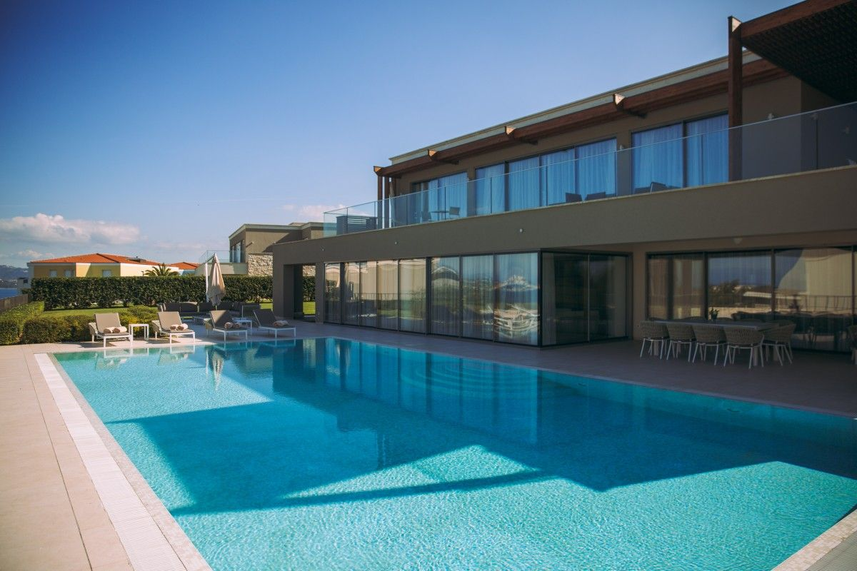 Holiday Homes, Savudrija, Umag and surroundings - KEMPINSKI VILLA ATHENA