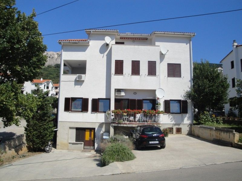Apartments Island of Krk - Apartment ID 1340