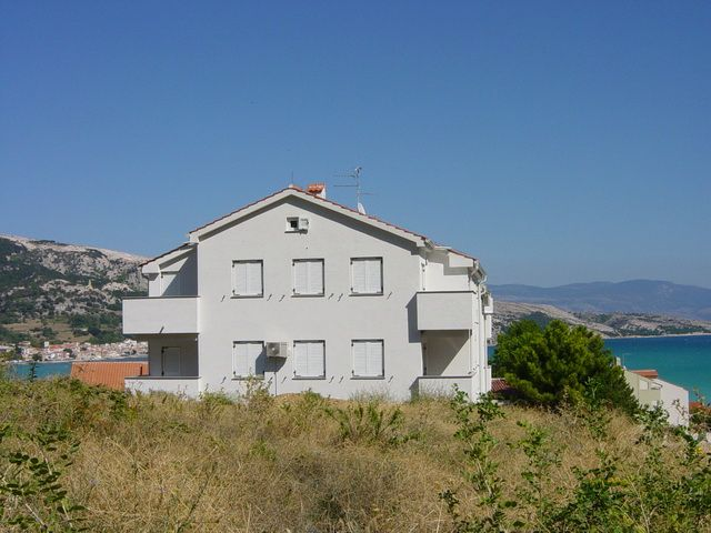 Apartments, Baška, Island of Krk - Apartment ID 0135