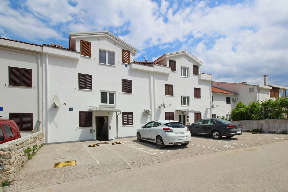 Apartments, Baška, Island of Krk - Apartment ID 1369