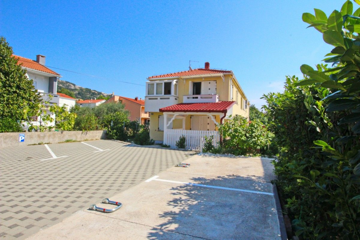 Apartments, Baška, Island of Krk - Apartment ID 1371