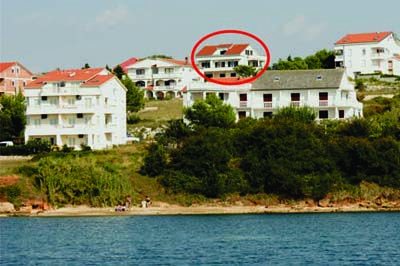 Apartments, Povljana, Island of Pag - Apartment ID 1385