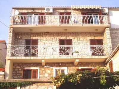 Apartments, Bol, Island of Brač - Apartment ID 1514