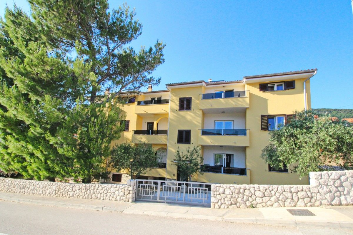 Apartments, Baška, Island of Krk - Apartment ID 0152