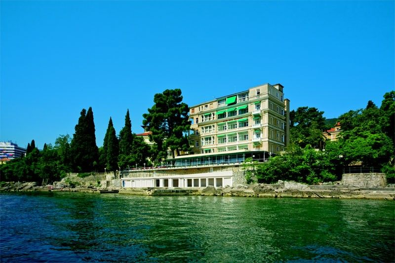 Hotels, Opatija, Opatija and surroundings - HOTEL BELVEDERE