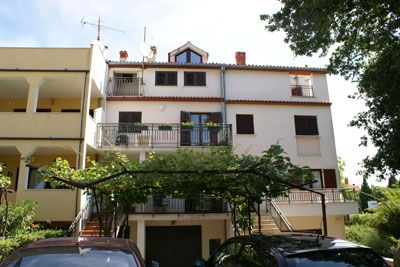 Apartments Rovinj and surroundings - Apartment ID 1528