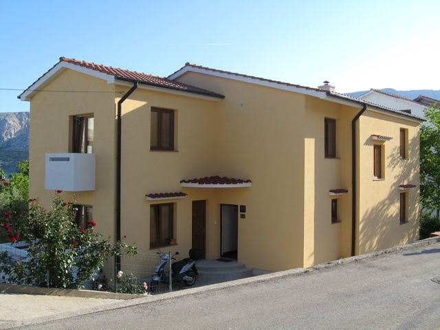 Apartments, Baška, Island of Krk - Apartment ID 0155