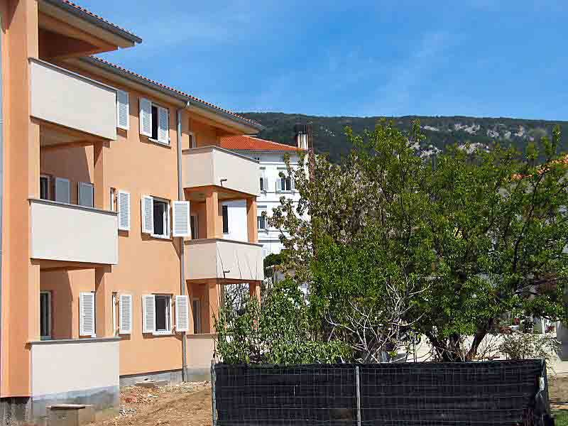 Apartments, Baška, Island of Krk - Apartment ID 0156
