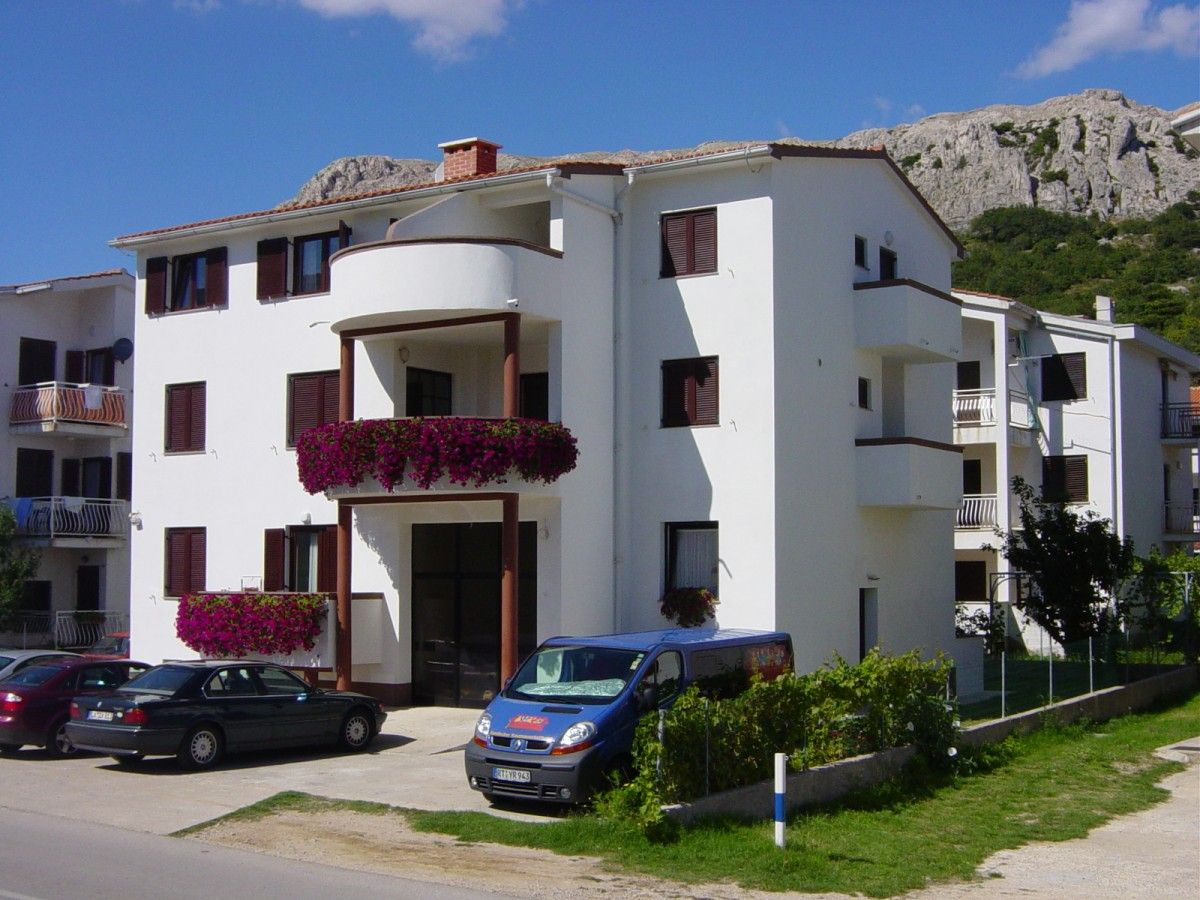Apartments, Baška, Island of Krk - Apartment ID 0166
