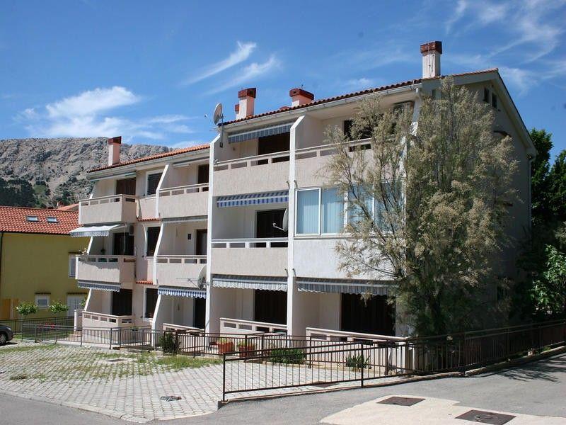 Apartmány, Baška, Ostrov Krk - Apartmán ID 1662