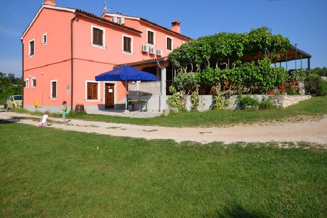 Pansioni Rabac i Labin - Family Pension B&B Konoba Rogocana