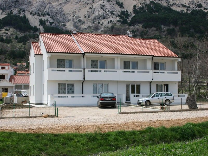 Apartments Island of Krk - Apartment ID 1738