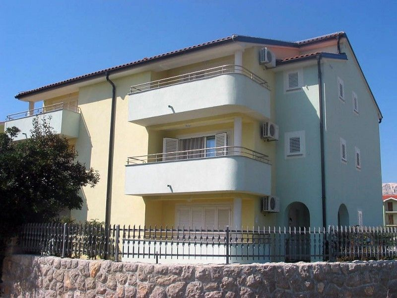 Apartments, Baška, Island of Krk - Apartment ID 1784