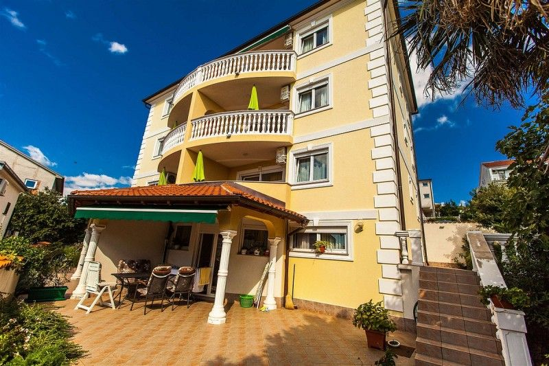 Apartments Crikvenica and surroundings - Apartment ID 1786