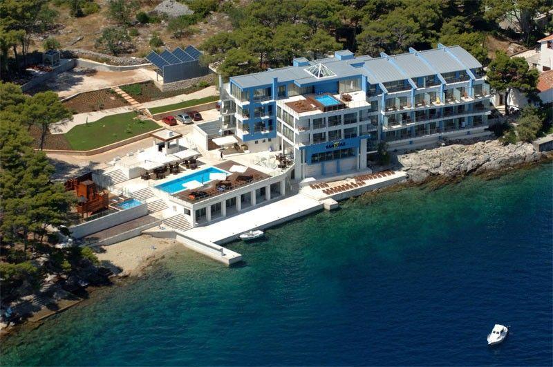 Hotely, Božava, Ostrov Dugi Otok - HOTEL MAXIM