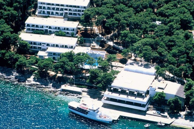 Hoteli, Božava, Otok Dugi Otok - HOTEL LAVANDA