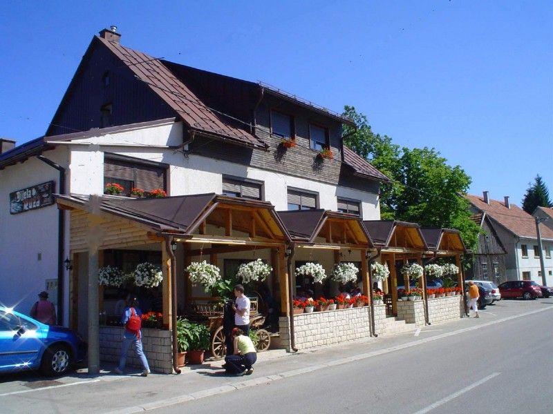 Penzióny, , Ravna Gora - Pansion Bijela Ruža