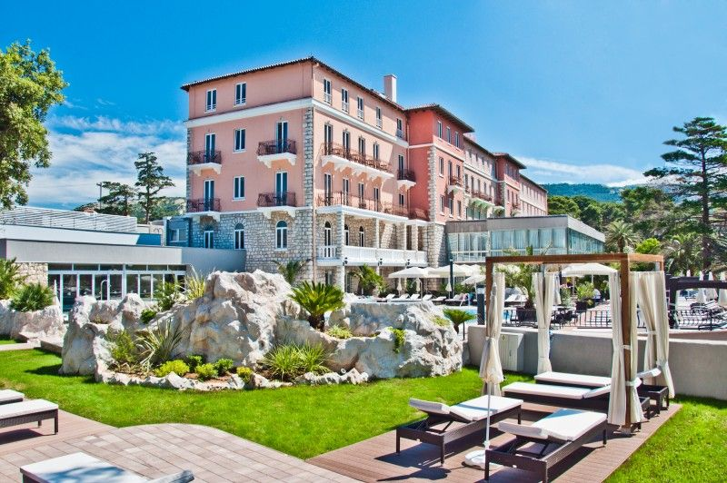 Hotels, Rab, Island of Rab - GRAND HOTEL IMPERIAL