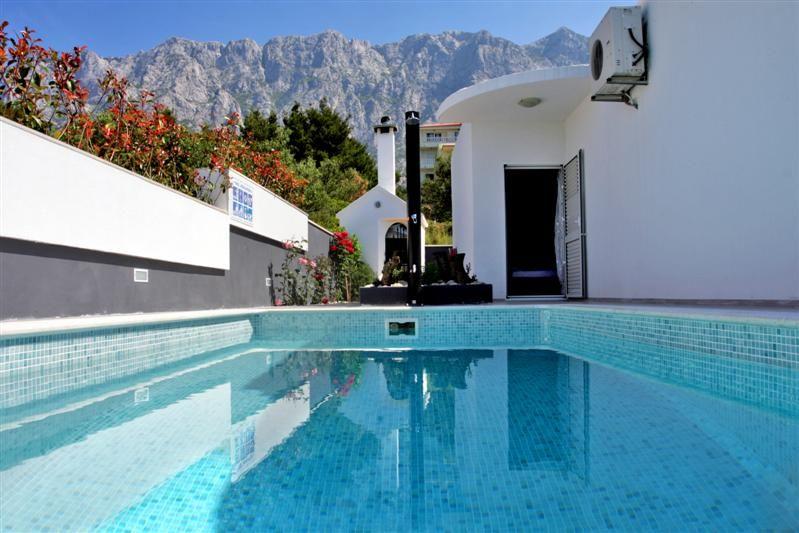 Kuće za odmor Makarska Riviera - Kuća za odmor sa bazenom Makarska