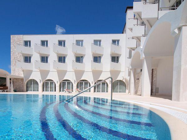 Hotely, Vela Luka, Ostrov Korčula - HOTEL KORKYRA