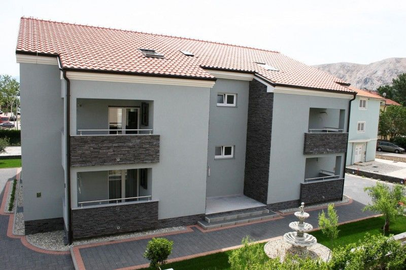 Apartments, Baška, Island of Krk - New luxury apartments in Baška, Island Krk