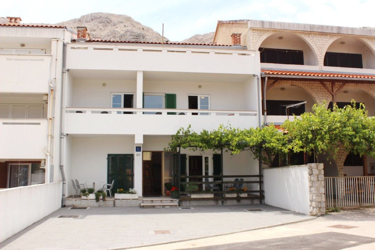 Apartments, Baška, Island of Krk - Apartment ID 0192