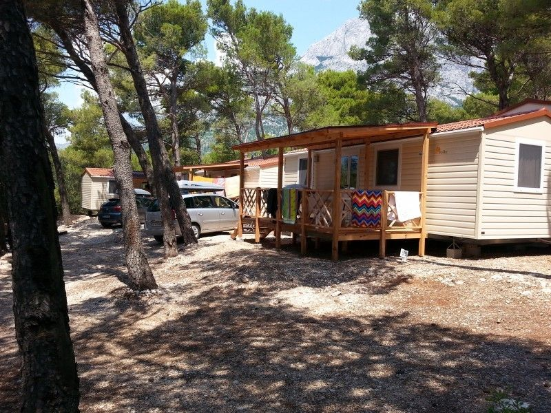 Mobile Homes Makarska Riviera - MOBILE HOMES BA�KO POLJE, Makarska