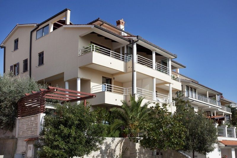 Apartments Rabac & Labin - Family apartments KARLO