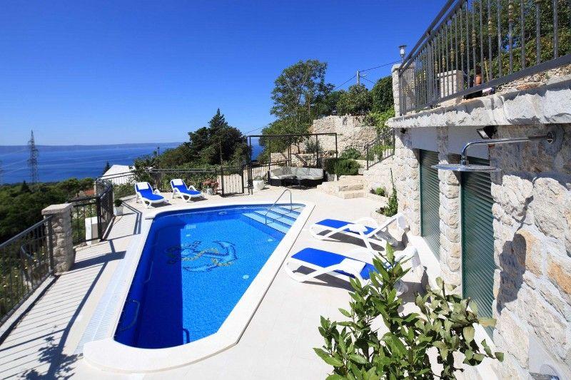Vile Makarska Riviera - Luksuzna kuća za odmor u Makarskoj