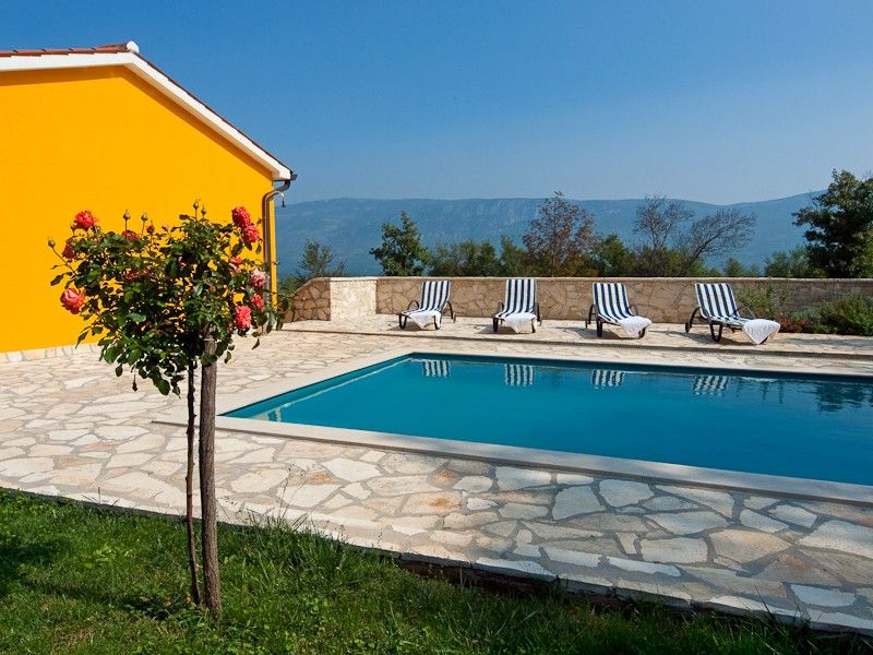 Holiday Homes Kršan & Plomin - Holiday Home ID 0199
