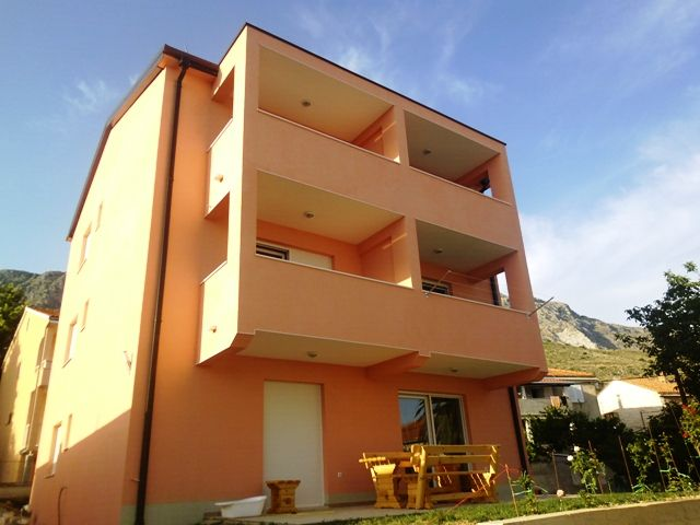 Apartments, Dugi Rat, Riviera Omiš  - New Apartments in Dug Rat near Omiš